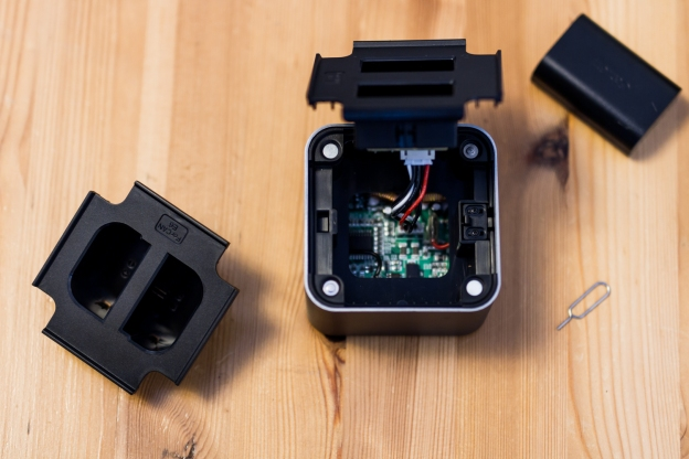 Changing Battery Plate - Part 1