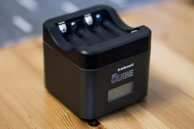 ProCube with AA-adapter
