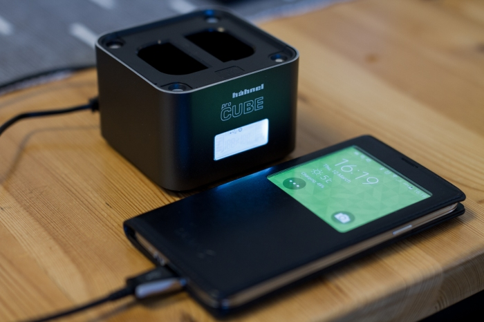 ProCube Charging Phone