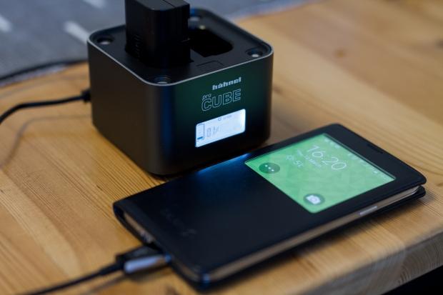 No Phone-charging